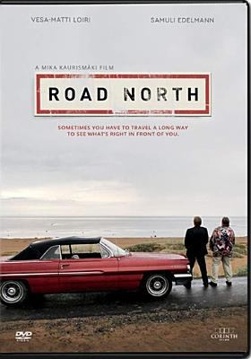 Cover image for Road north