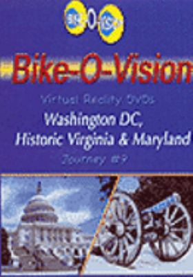 Cover image for Washington DC, historic Virginia & Maryland. Journey #9