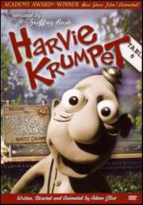 Cover image for Harvie Krumpet