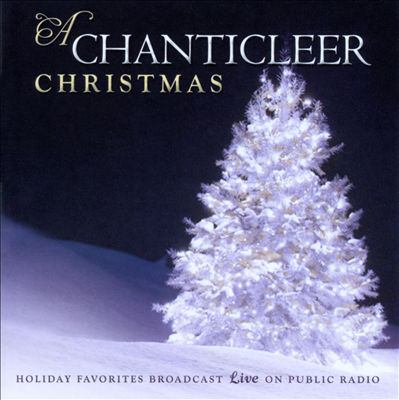 Cover image for A Chanticleer Christmas.