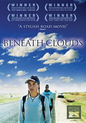 Cover image for Beneath clouds