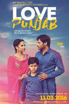 Cover image for Love Punjab