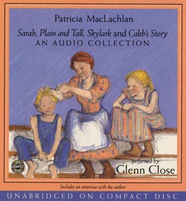 Cover image for Sarah, plain and tall ; Skylark ; Caleb's story