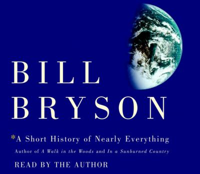 Cover image for A short history of nearly everything