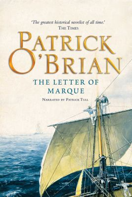 Cover image for The letter of Marque