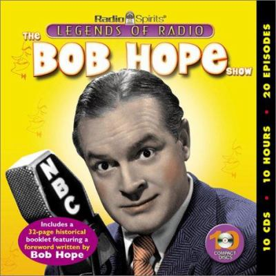 Cover image for The Bob Hope show