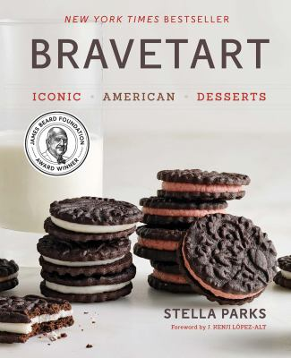Cover image for BraveTart : iconic American desserts