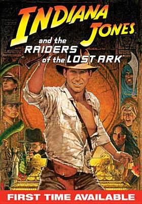 Cover image for Raiders of the lost ark [videorecording]