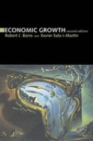 Cover image for Economic growth