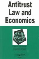 Cover image for Antitrust law and economics in a nutshell