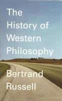 Cover image for History of western philosophy.