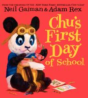Cover image for Chu's first day of school