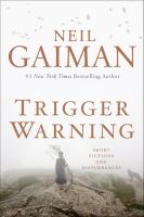 Cover image for Trigger warning : short fictions and disturbances