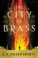 Cover image for The city of brass