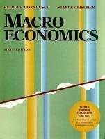Cover image for Macroeconomics