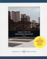 Cover image for International economics