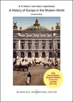Cover image for A history of Europe in the modern world