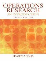 Cover image for Operations research : an introduction