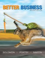 Cover image for Better business