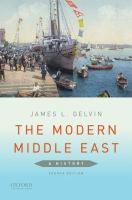 Cover image for The modern Middle East : a history