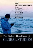 Cover image for The Oxford handbook of global studies