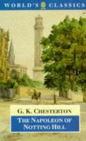 Cover image for The Napoleon of Notting Hill