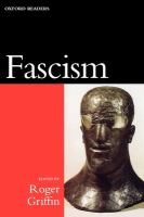 Cover image for Fascism