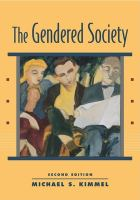 Cover image for The gendered society.