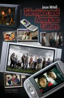 Cover image for Television & American culture