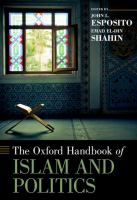Cover image for The Oxford handbook of Islam and politics