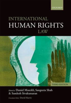 Cover image for International human rights law
