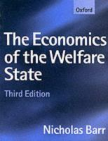 Cover image for The economics of the welfare state.
