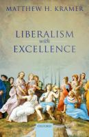 Cover image for Liberalism with excellence