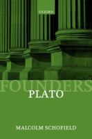 Cover image for Plato : political philosophy