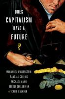 Cover image for Does capitalism have a future?