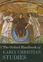 Cover image for The Oxford handbook of early Christian studies