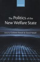 Cover image for Politics of the new welfare state.