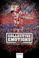 Cover image for Collective emotions : perspectives from psychology, philosophy, and sociology