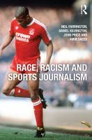 Cover image for Race, racism and sports journalism