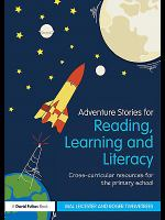 Cover image for Adventure stories for reading, learning, and literacy cross-curricular resources for the primary school