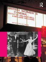 Cover image for British women's cinema