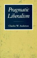 Cover image for Pragmatic liberalism