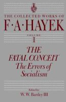 Cover image for The Collected works of F.A. Hayek