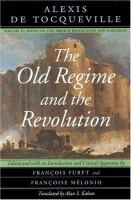 Cover image for The Old Regime and the Revolution