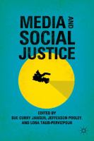 Cover image for Media and Social Justice