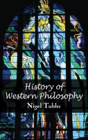 Cover image for History of Western Philosophy
