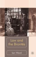 Cover image for Law and the Brontës