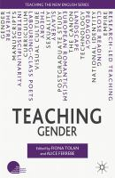 Cover image for Teaching Gender