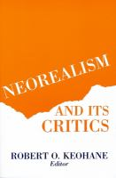 Cover image for Neorealism and its critics