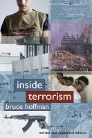 Cover image for Inside terrorism